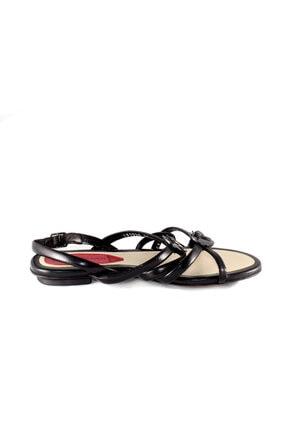 Cesare Paciotti Kadın Siyah Sandalet 191320