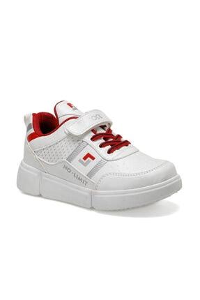 I COOL NOTE Beyaz Erkek Çocuk Yürüyüş Ayakkabısı 100516400