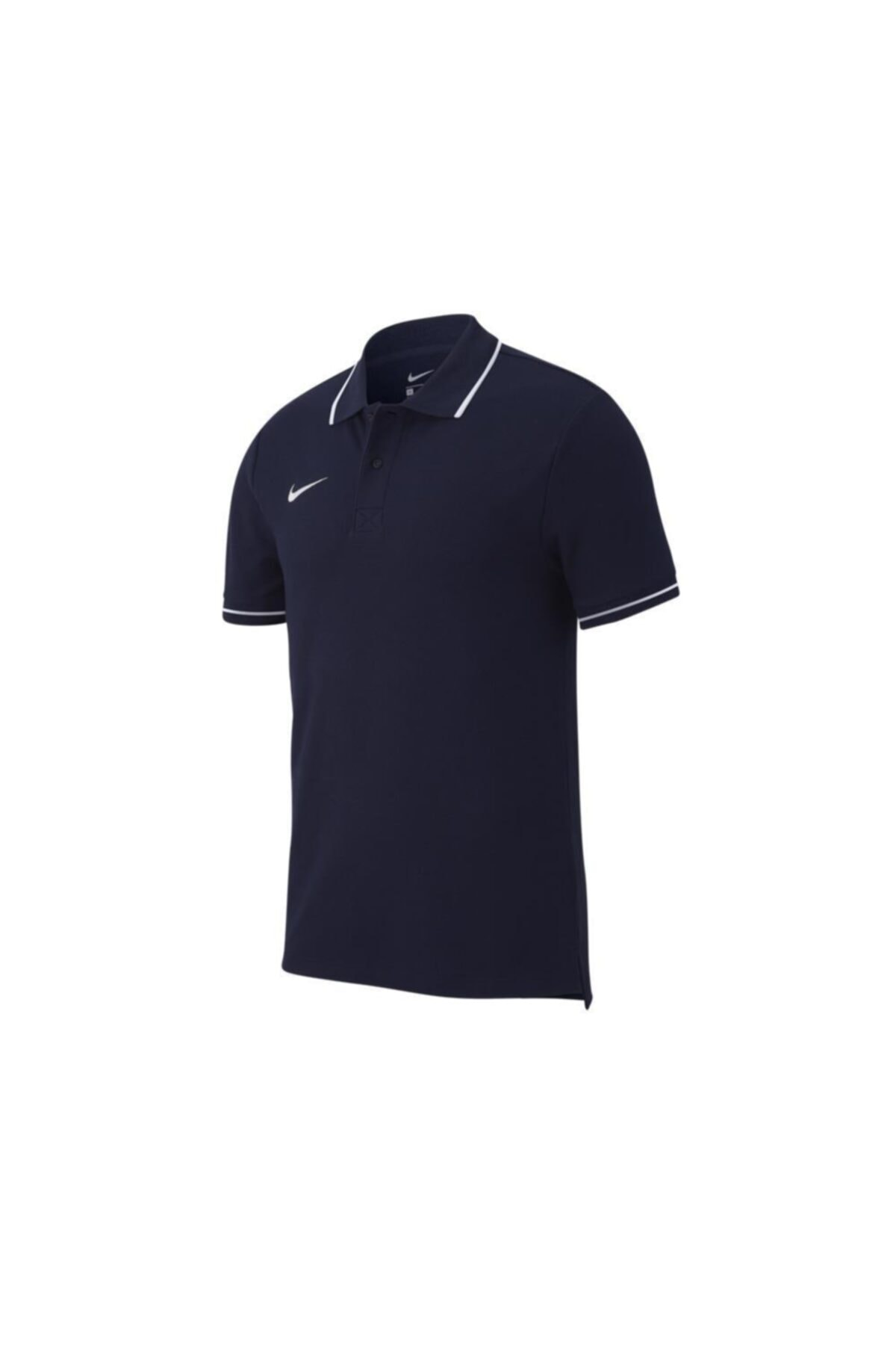 Nike M Polo Tm Club19 Ss Erkek T-shirt 1