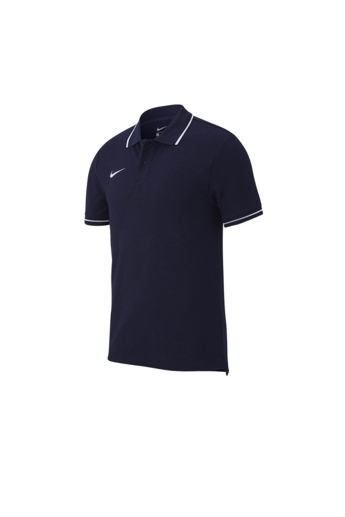 Nike M Polo Tm Club19 Ss Erkek T-shirt 2