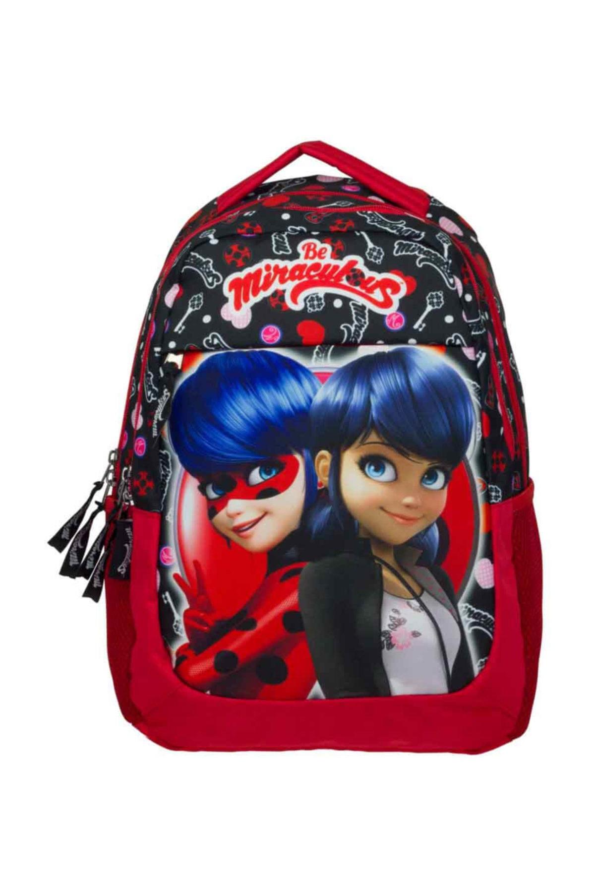 ÜMİT ÇANTA Miraculous Ladybug Okul Çantası 2223 1