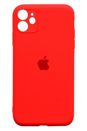 Joyroom Apple Iphone 11 Lansman Kılıf - Kırmızı