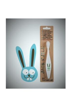 Jack N'Jill Bio Toothbrush Bunny