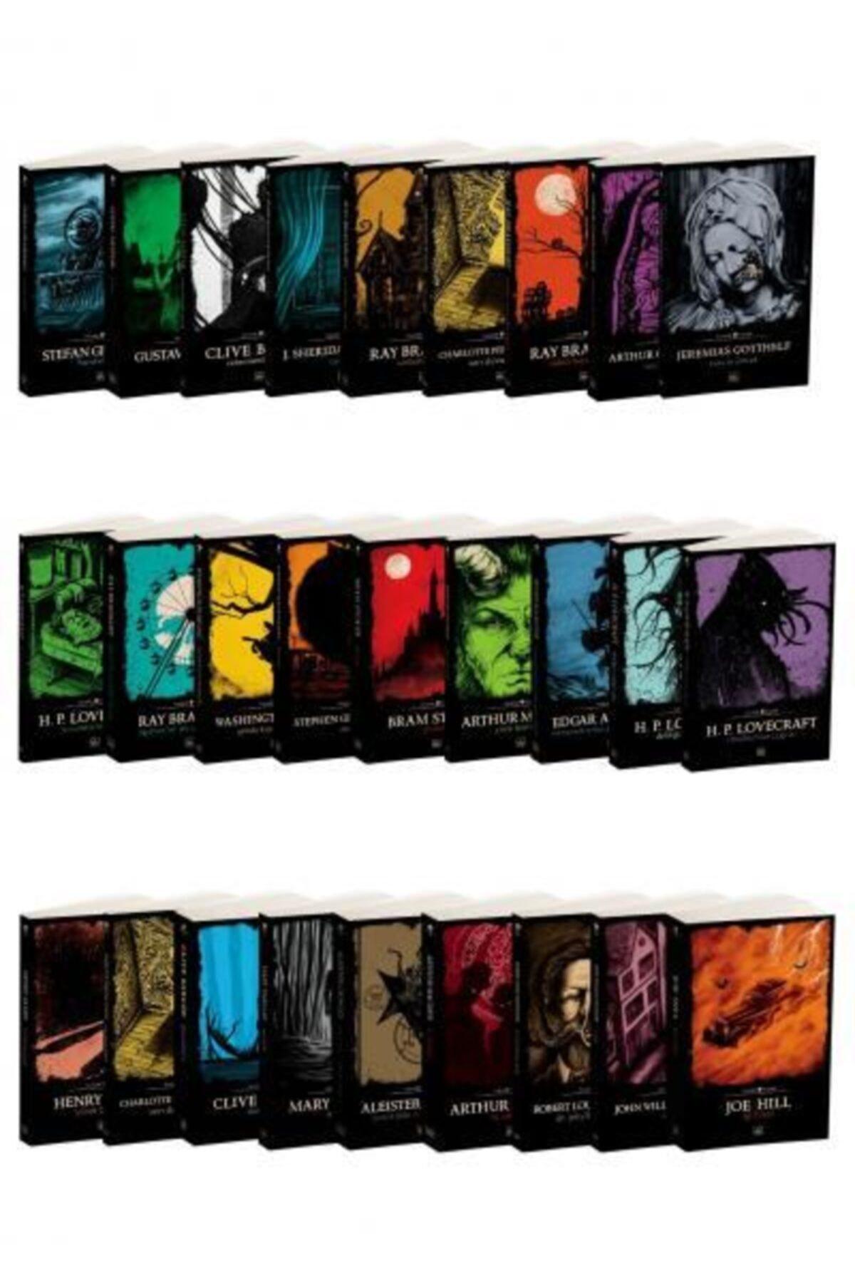İthaki Yayınları Karanlık Kitaplık 32 Kitap Takım 1