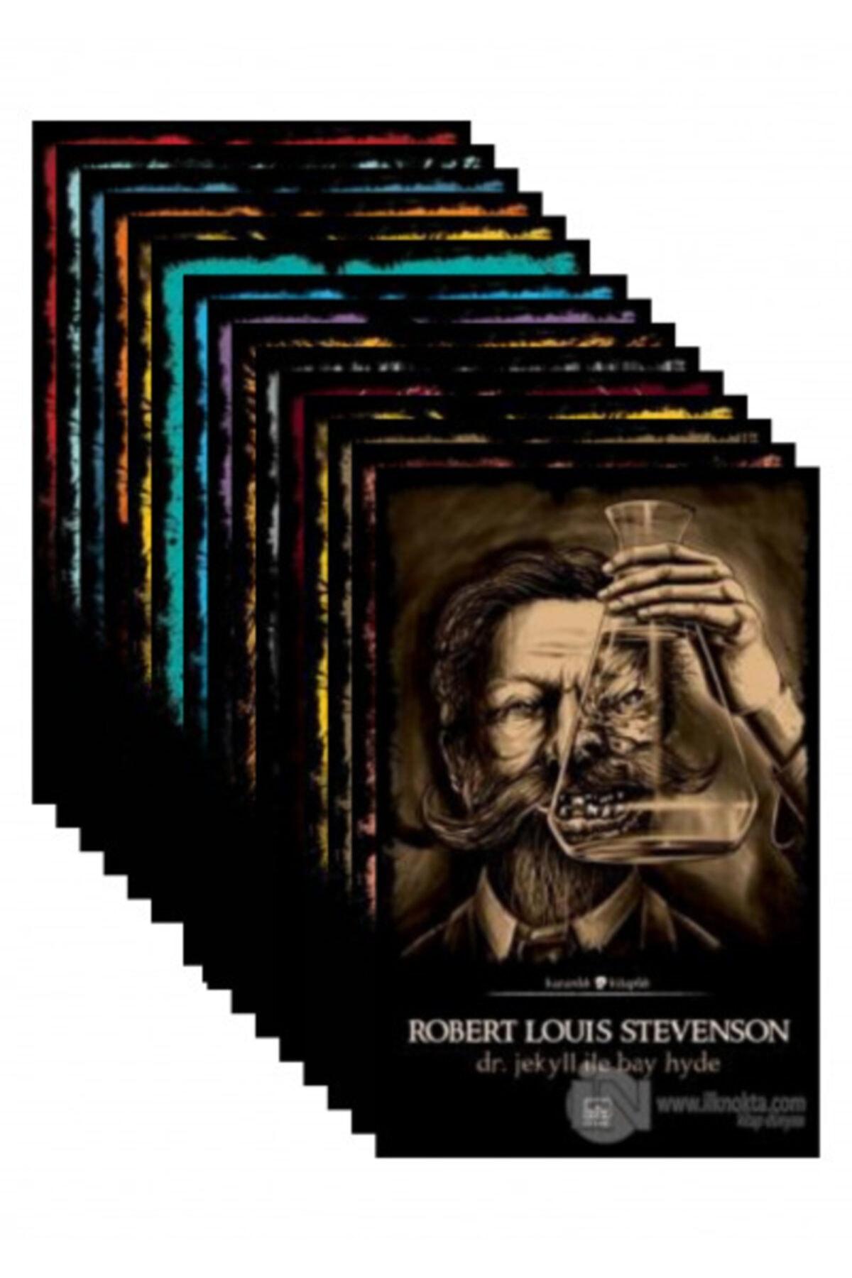 İthaki Yayınları Karanlık Kitaplık 15 Kitap Takım 1