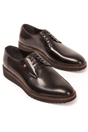 maximoda Yüksek Taban, Klasik, Damatlık, Mat, Takım Elbise Için Abiye Erkek Ayakkabı