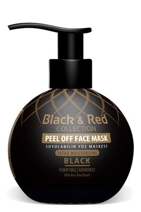 Black Red Arındırıcı Soyulabilir Yüz Maskesi Black 250 Ml