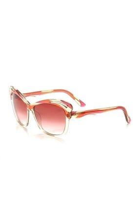 Emilio Pucci Kadın Pembe Güneş Gözlüğü Ep 712 692