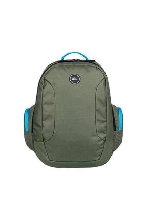 Quiksilver Yeşil Quıksılver Okul Çantası Eqybp03498 Bmmo