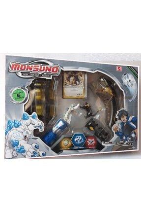 MONSUNO 12 Parça Lock Storm Evo Kilit Oyuncak Oyun Kartları