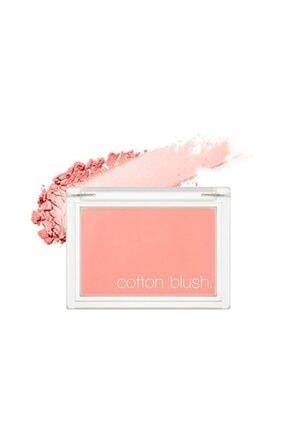 Missha Kadife Dokulu Allık Cotton Blusher (My Candy Shop) 8809581444362