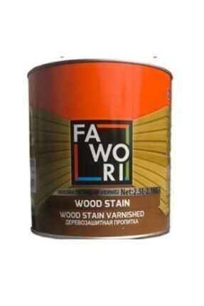 Fawori Wood Stain Ahşap Vernik Kiraz 2.5lt