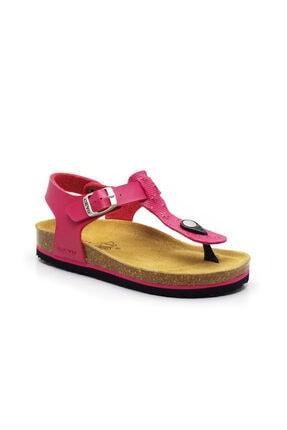 Ceyo 9910-f9 Kız Çocuk Sandalet Fuşya
