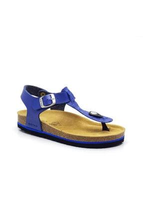 Ceyo 9910-f9 Erkek Çocuk Sandalet Mavi