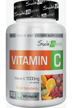 Suda Collagen Suda Vitamin Vitamin C 1000mg 60 Bitkisel Kapsül