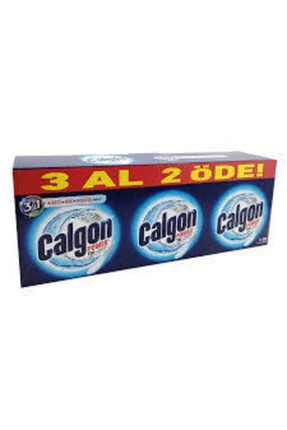 Calgon Toz 1500 Gr Kirec Önleyici *2 Li