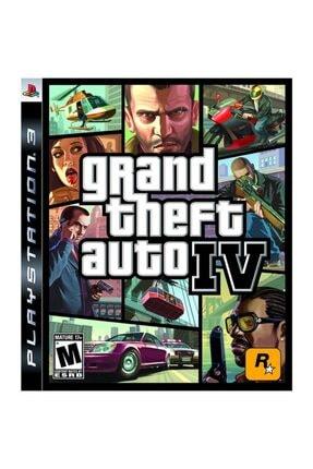 RockStar Games Gta 4 - Grand Theft Auto 4 - Ps3