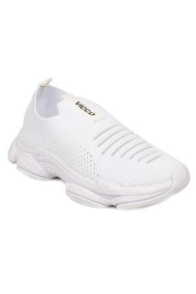 Vicco 346.p20y.207 Patik Phylon Beyaz Çocuk Ayakkabı