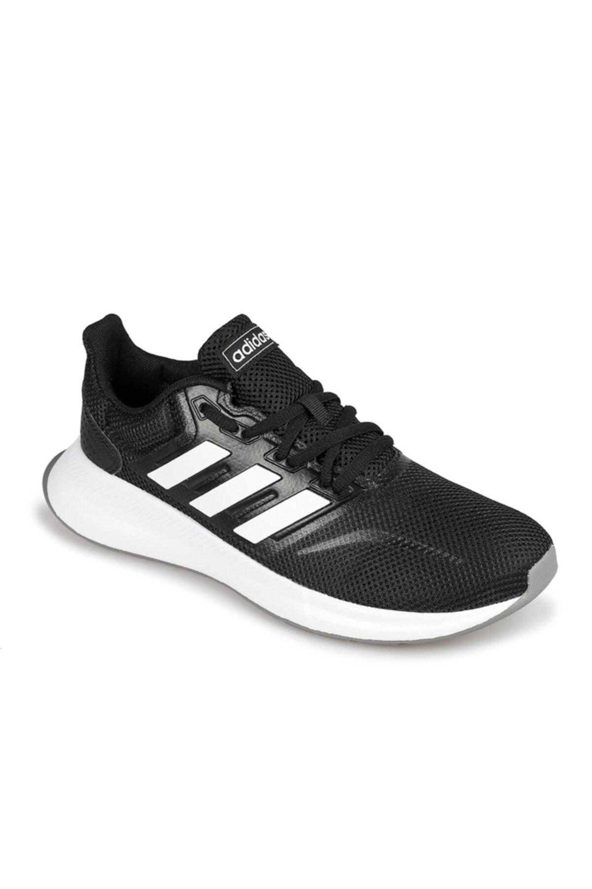 adidas Runfalcon Kadın Siyah Koşu Ayakkabıs F36218 1