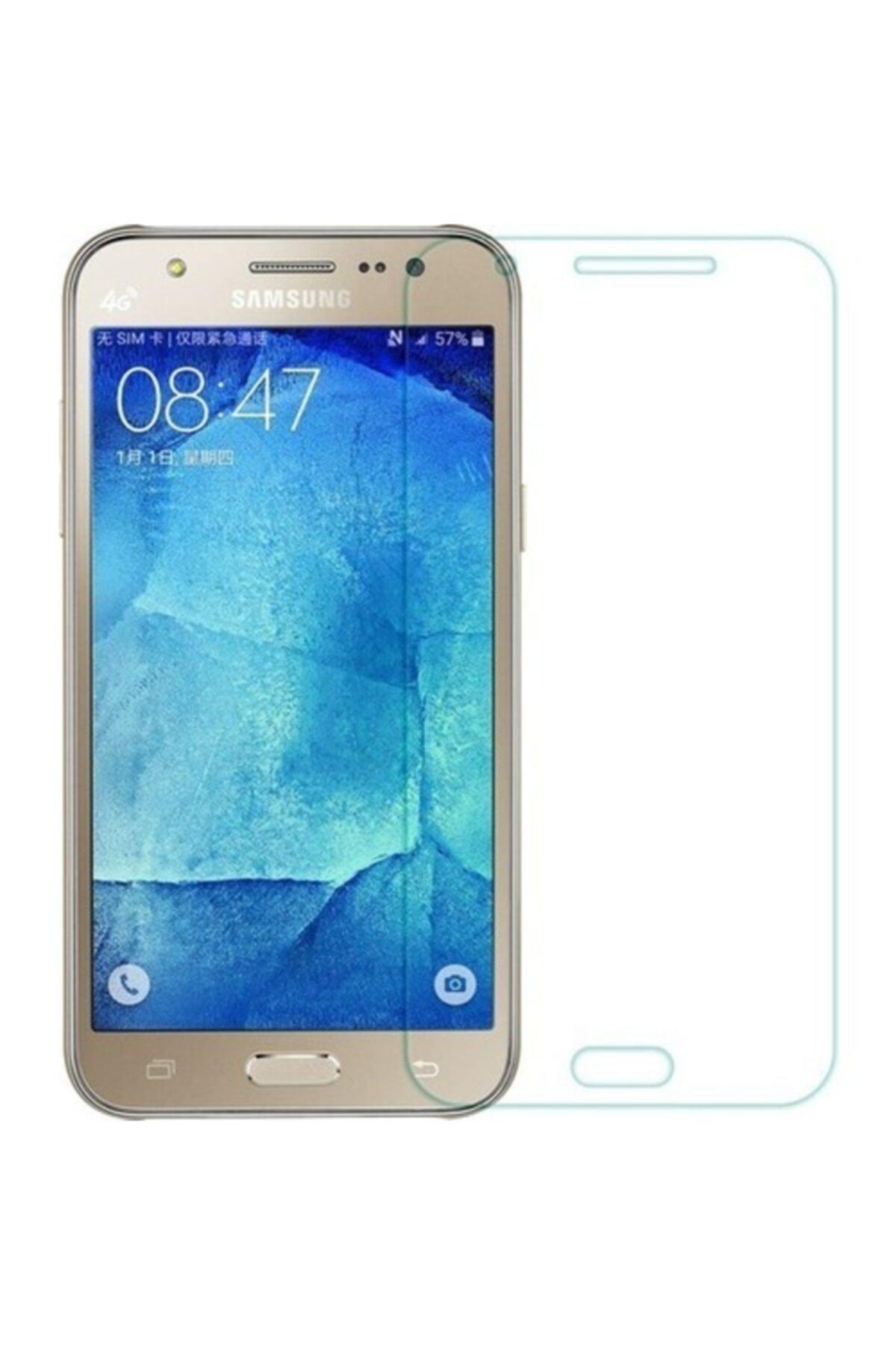 Sunix Samsung Galaxy J7 Prime Cam Ekran Koruyucu Kırılmaz Cam 1
