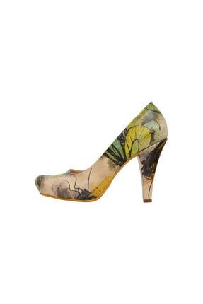Dogo Butterfly Topuklu Kadın Ayakkabı
