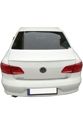 TÜRKSET Volkswagen Passat B7 Anatomik Spoiler (boyasız - Astarlı)