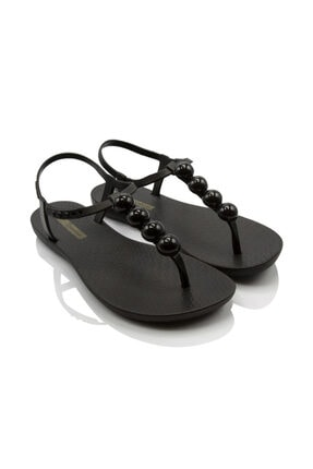 İpanema Ip Charm Siyah Kadın Sandalet