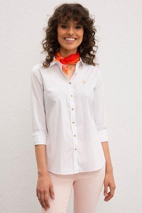 U.S. Polo Assn. Kadın Gömlek G082SZ004.000.982380