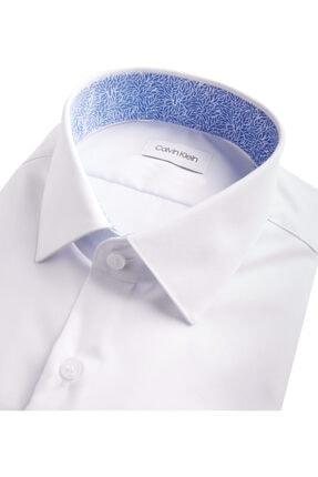 Calvin Klein Lacivert Erkek Gömlek