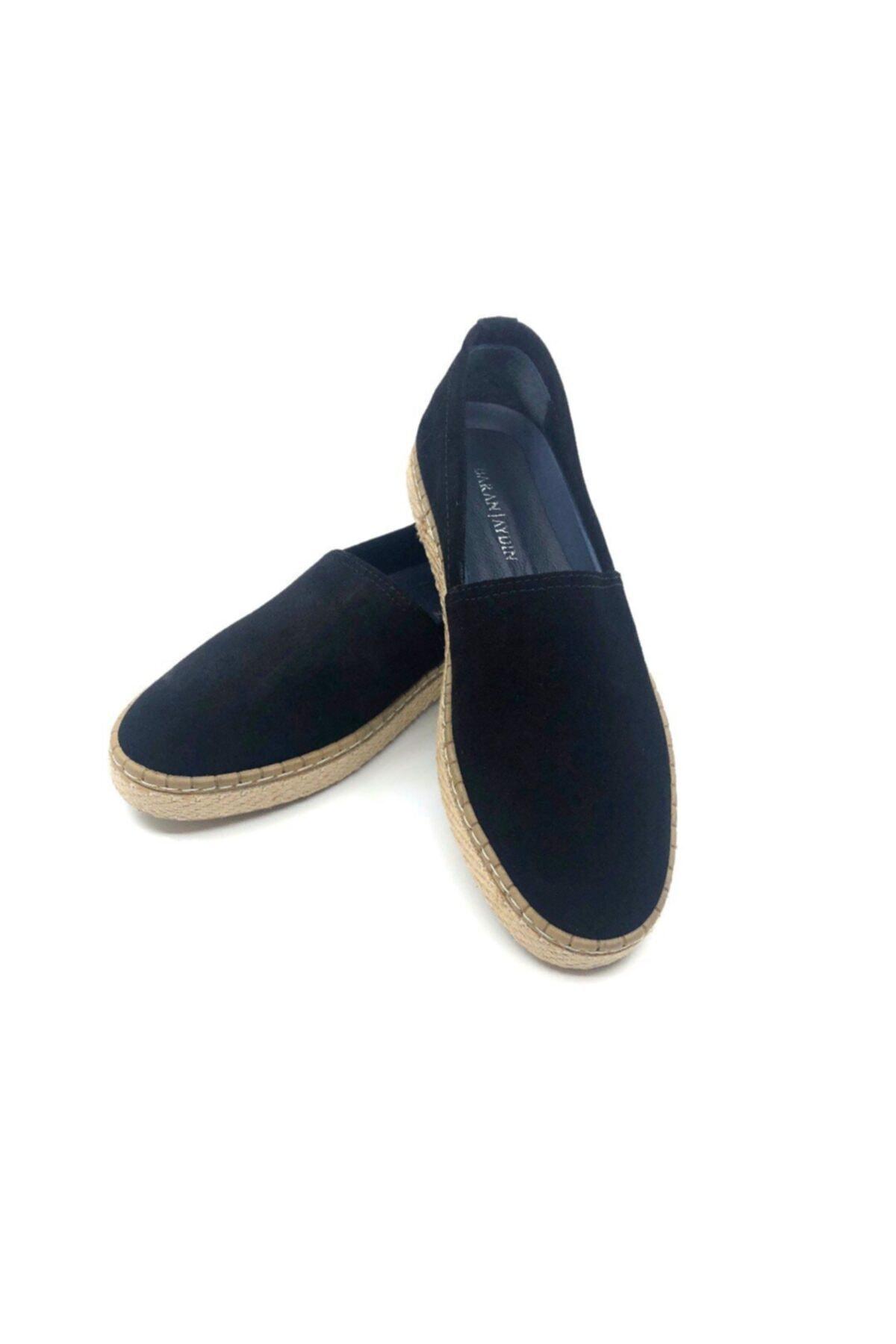 TETRİ Erkek Hakiki Süet Termo Taban Klasik Ayakkabı 1