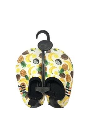 walkie Çocuk Sarı Banana Plaj Deniz Ayakkabısı