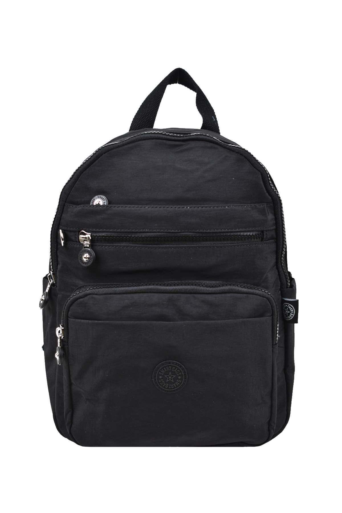 SMART BAGS Sırt Çantası Siyah 3060 1