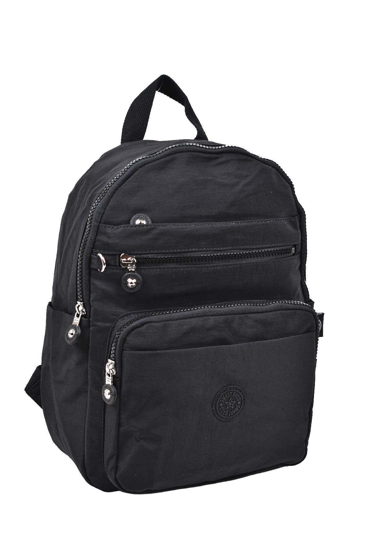 SMART BAGS Sırt Çantası Siyah 3060 2
