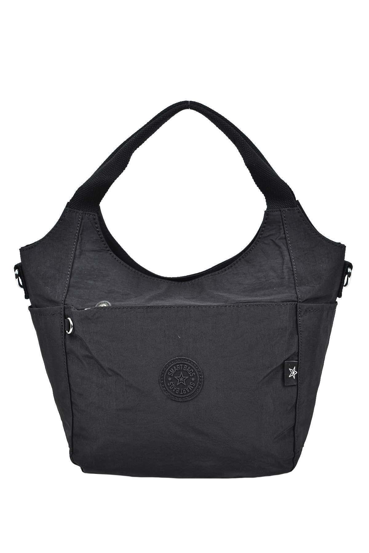 SMART BAGS Omuz Ve El Çantası Siyah 3079 1