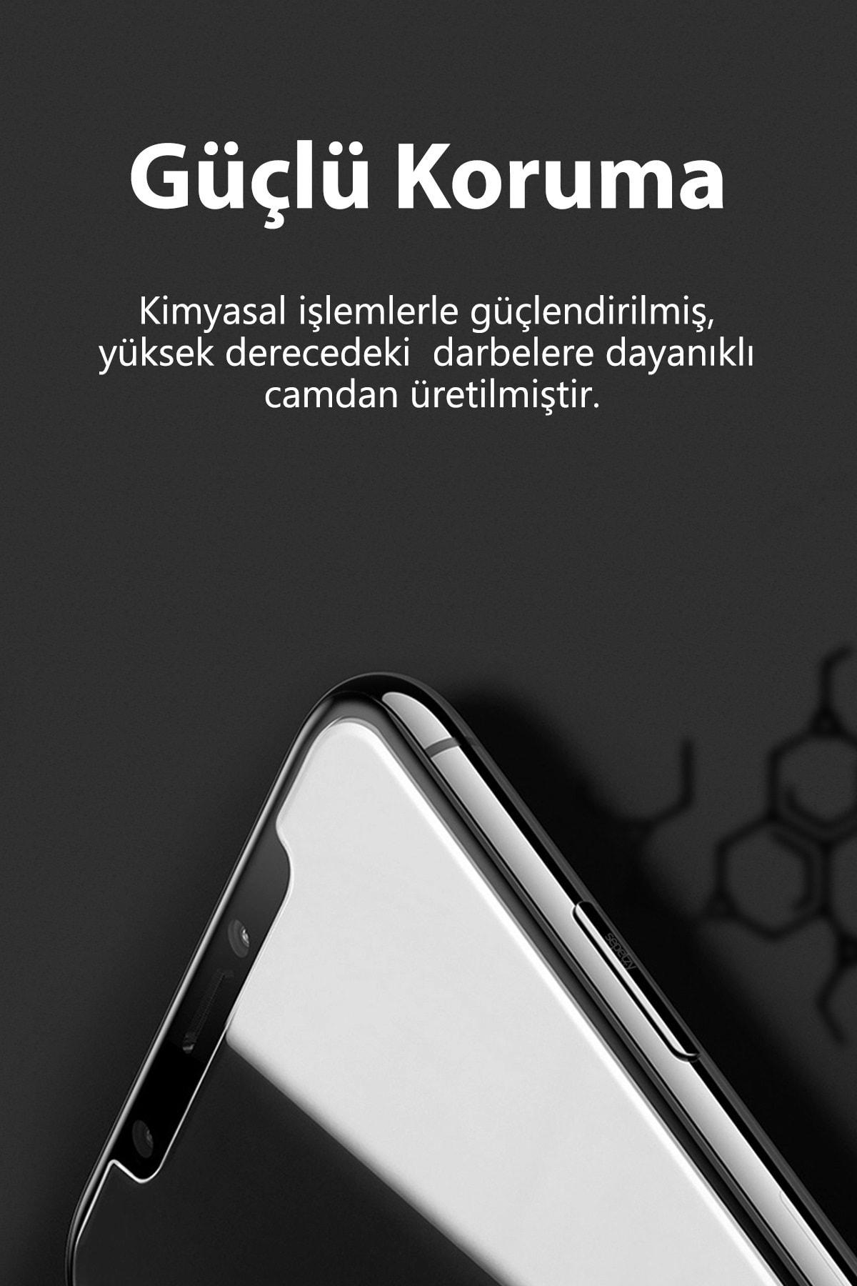 sepetzy Apple Iphone 7 Temperli Kırılmaz Cam Ekran Koruyucu 2