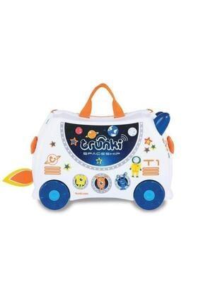Oyun Terapi Market Trunki Çocuk Bavulu - Uzay Gemisi Skye