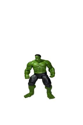 AVENGERS Süper Kahramanlar Işıklı 17 Cm Figür Karakter Hulk