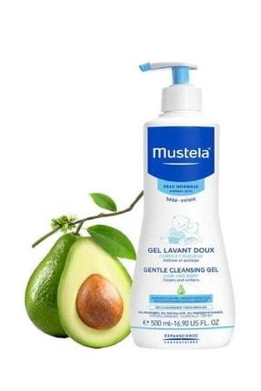 Mustela Gentle Cleansing Gel Bebek Şampuanı 500ml