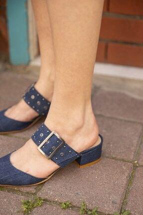 STRASWANS Edits Kadın Kot Topuklu Ayakkabı