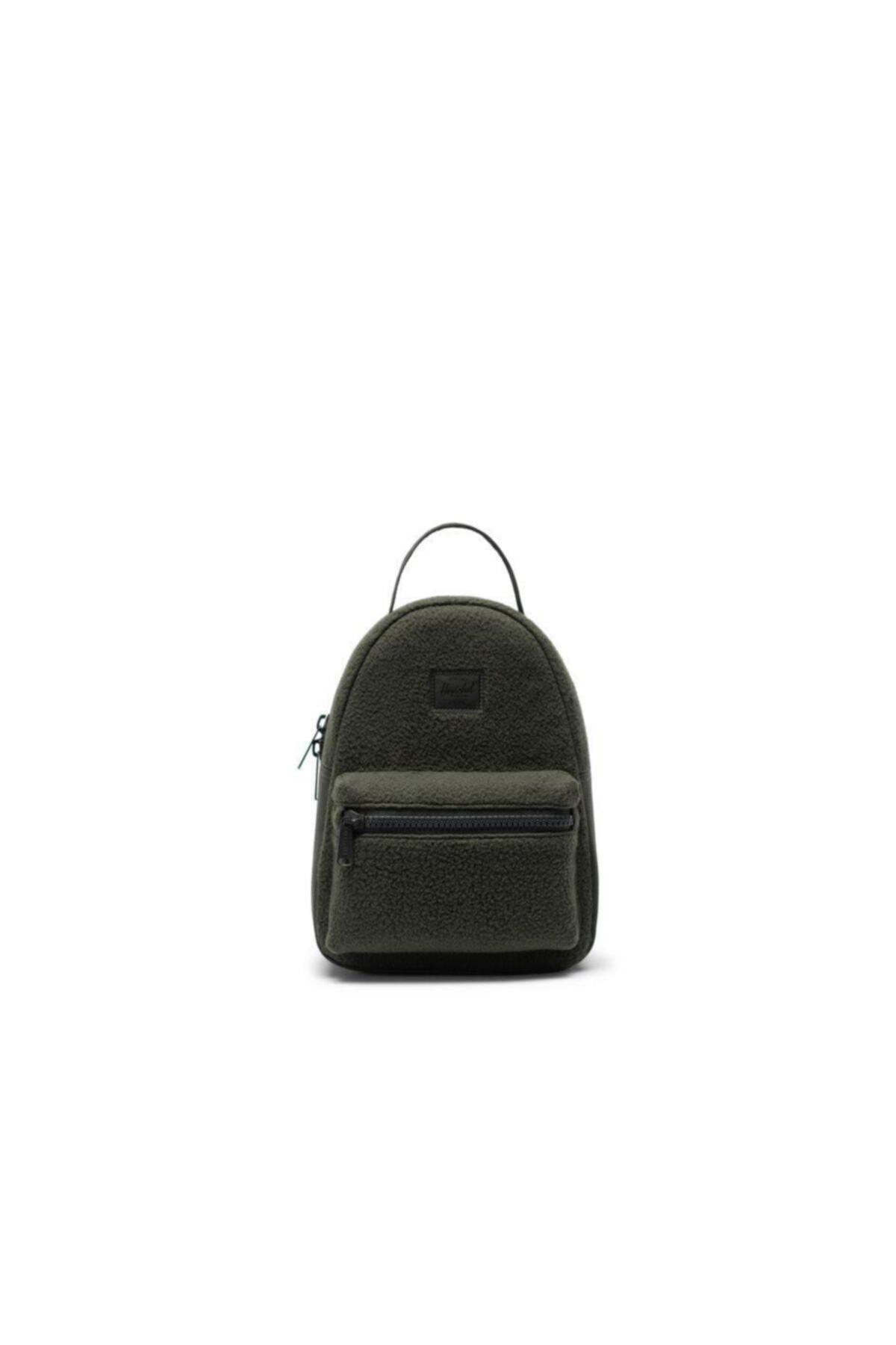 Herschel Supply Co. Unisex Termos - Nova Mini Sherpa Dark Olive  - 10501-03244-OS 1
