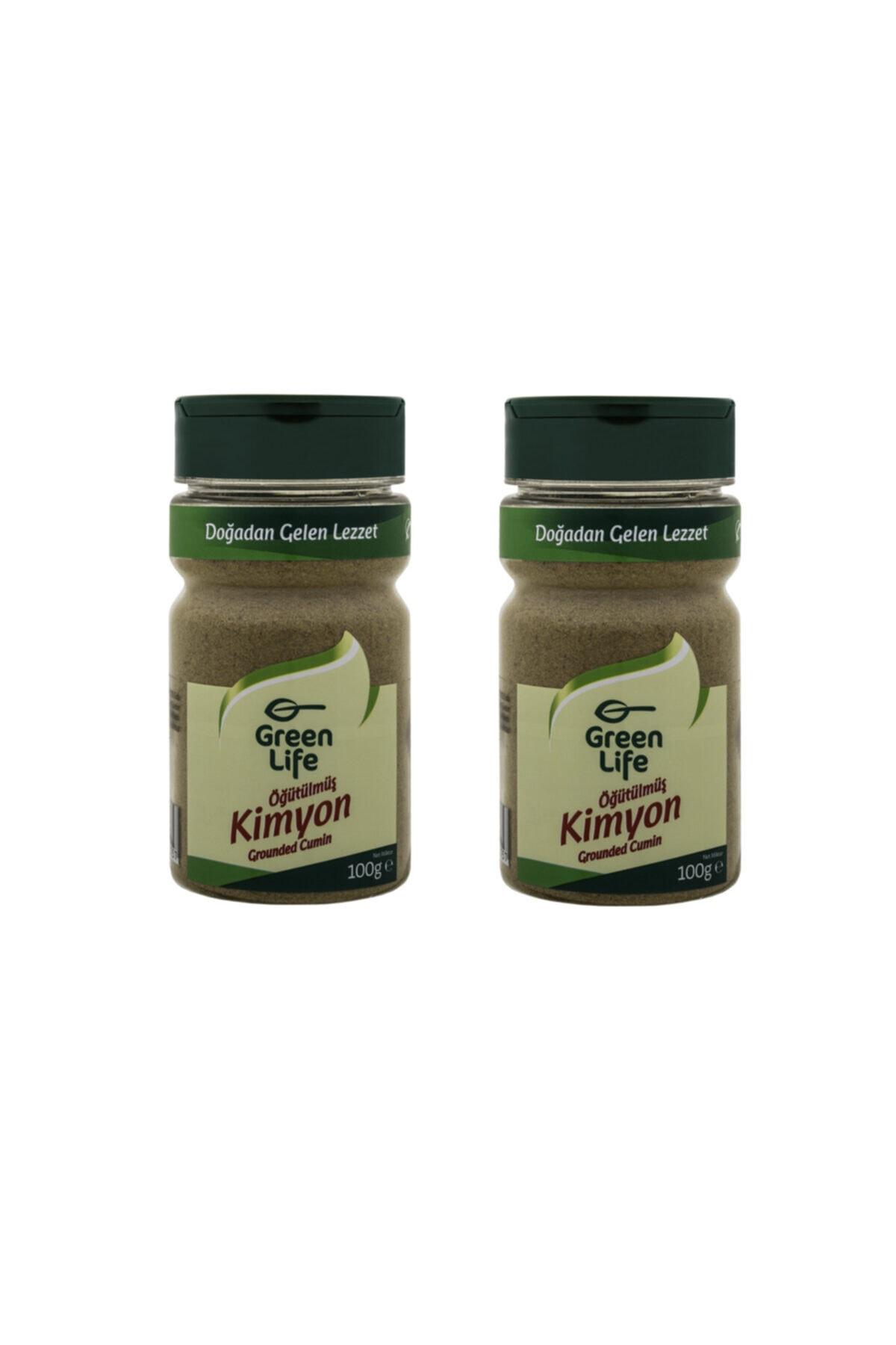 Green Life Kimyon - 100 Gr - Pet (2 Adet) 1