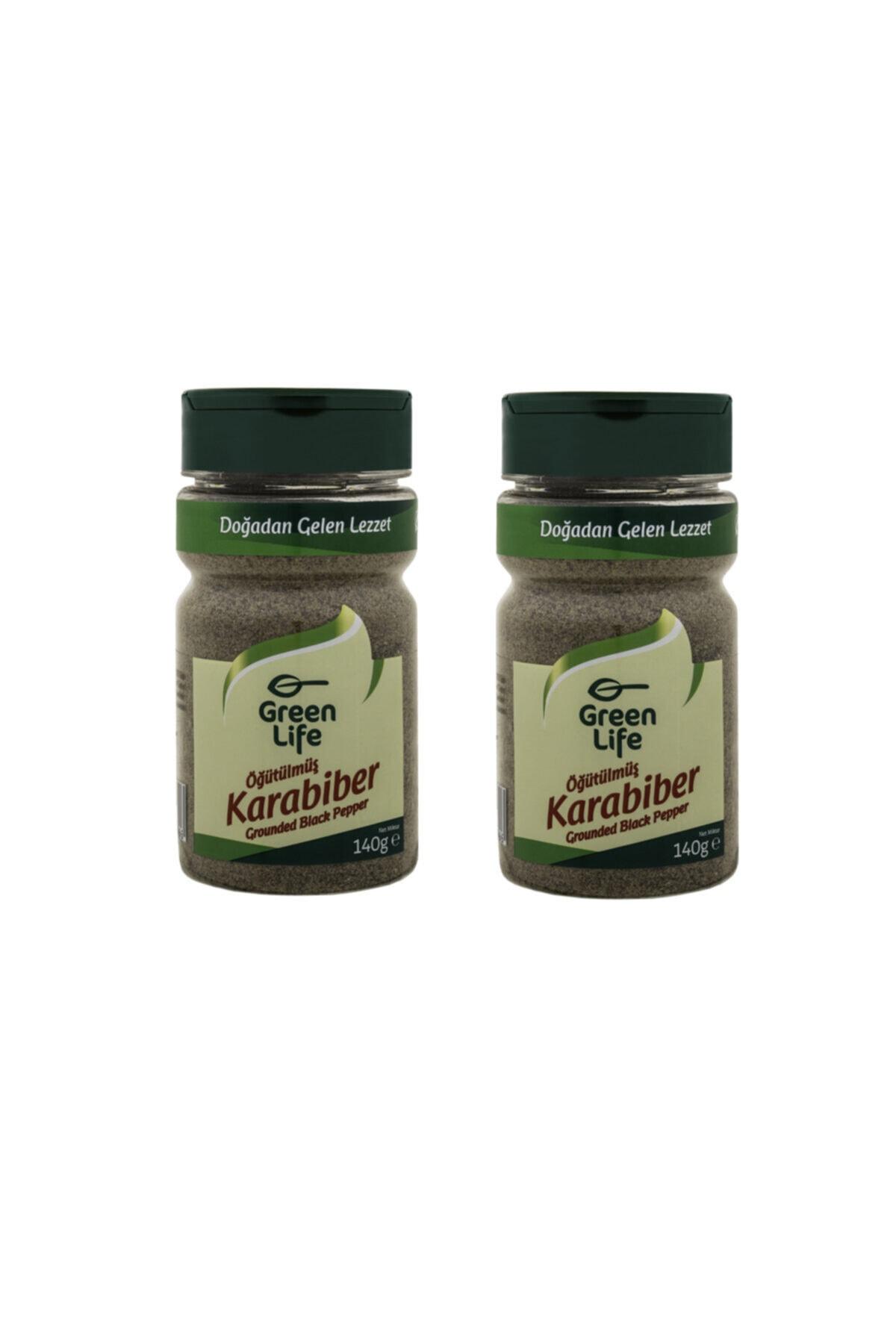 Green Life Karabiber - 140 Gr - Pet (2 Adet) 1