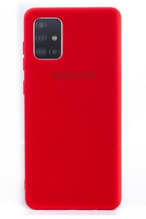Joyroom Samsung Galaxy A71 Lansman Kılıf Kırmızı