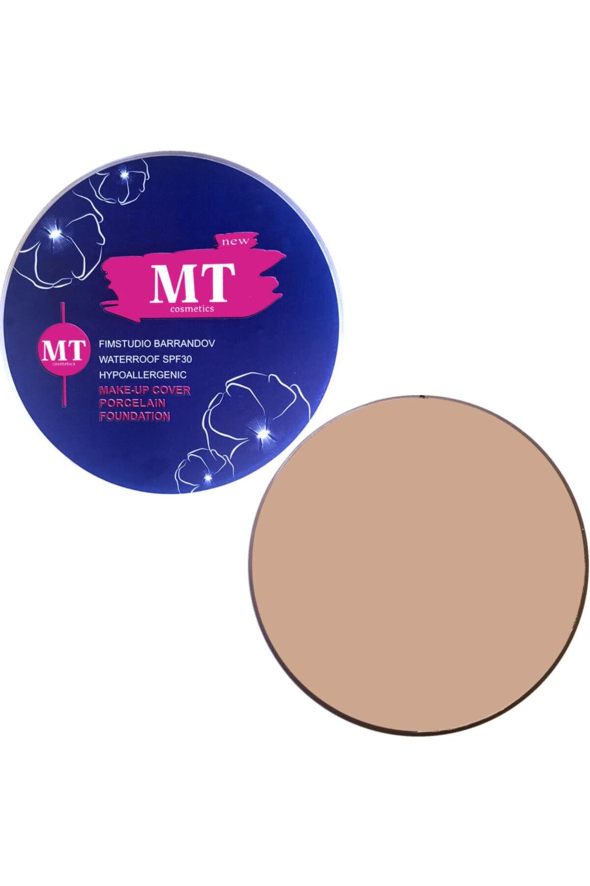 Makeuptime Makeup Cover Porselen Fondöten Kapatıcı 55ml. (210:Orta Ton) 1