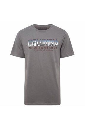 Columbia Natural Horizon Ss Tee Erkek Kısa Tişört Cs0079-023