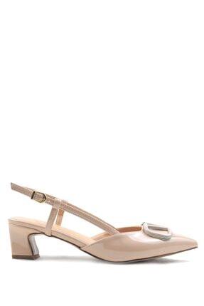 Buffalo V Style Topuklu Ayakkabı