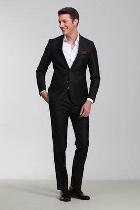 Kip Slim Fit Pilesiz Mono Yaka Takım Elbise