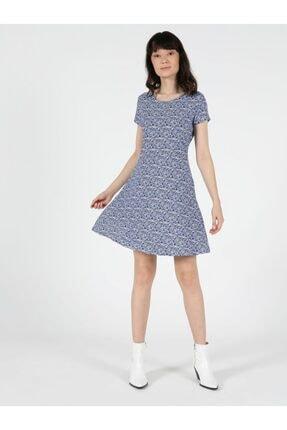 Colin's KADIN Regular Fit Kadın Çok Renkli Elbise CL1052237