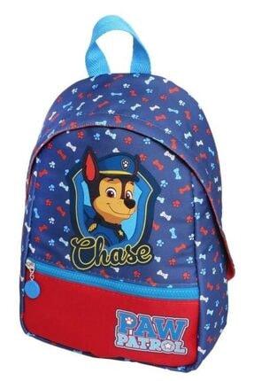 PAW PATROL Lisanslı Chase Anaokulu Kreş Çantası Günlük Kullanım Çocuk Sırt Çantası