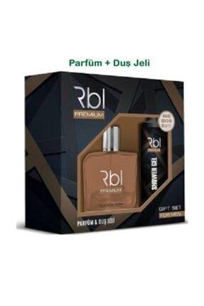 Rebul Orıjınal Rbl Premıum 90 Ml Parfüm + 200 Ml Duş Jeli Ikili Set
